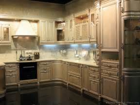 Whitewashed Kitchen Cabinets Pictures Of Kitchens Traditional Whitewashed Cabinets Page 2