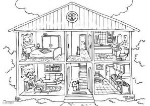 Galerry home design coloring book