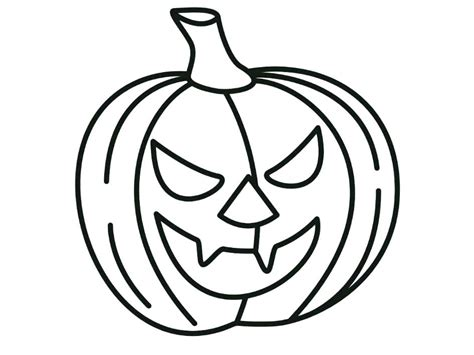 pumpkin coloring template coloring pumpkin templates free printable make a from