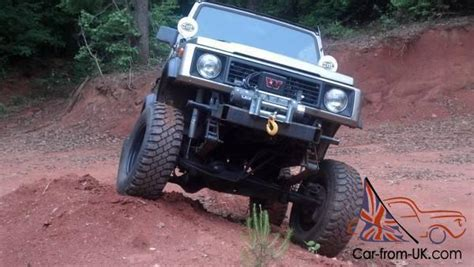 suzuki samurai rock crawler 1988 suzuki samurai rock crawler turbo diesel lifted 4x4