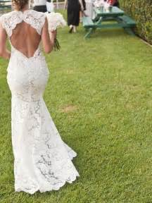 wedding dress lace open back 15 wedding dress details you will fall in with