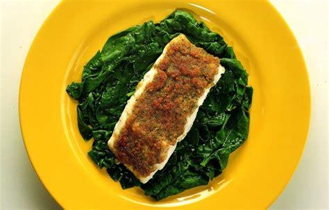 cucinare nasello ricetta nasello gratinato con spinaci le ricette de la