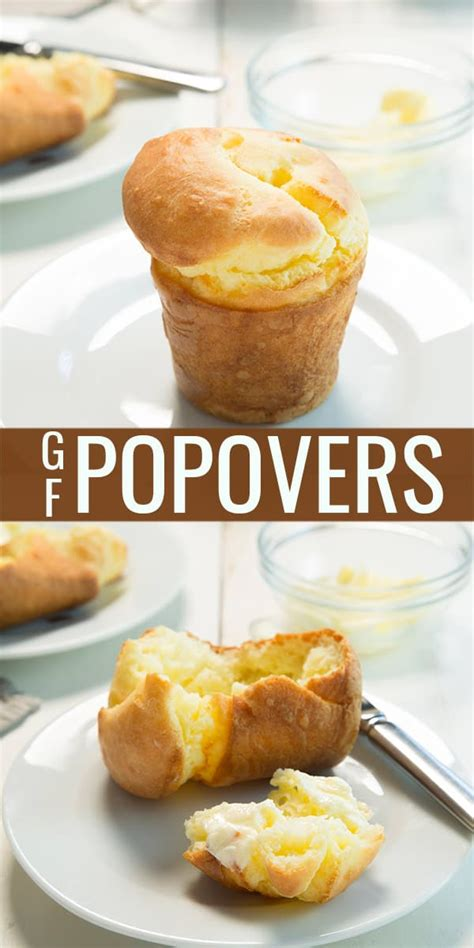 Popover Pantry by Gluten Free Popovers Recipe Great Gluten Free Recipes