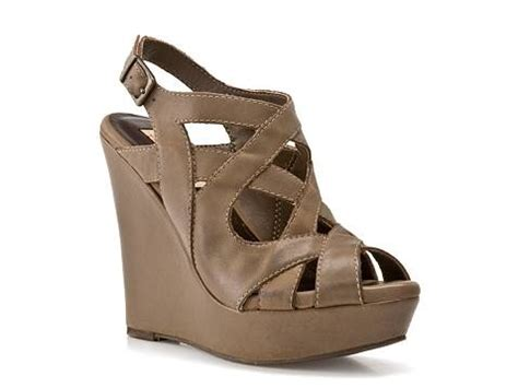 Sandal Wedges Jepit Spon Limited limited edition taupe wedge gimme taupe wedges and closets