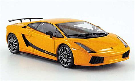 Lamborghini Gallardo Kaufen by Lamborghini Gallardo Superleggera Orange Autoart