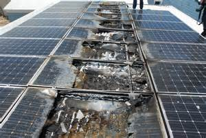 Real world apple s solar panels catch fire and more datacenter news