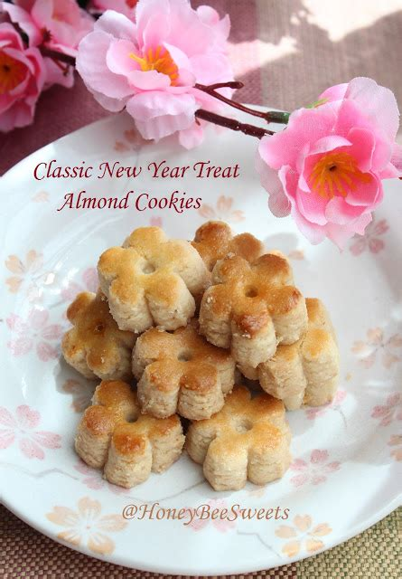 Almond 250g By Lotus 88 honey bee cny bake almond cookies