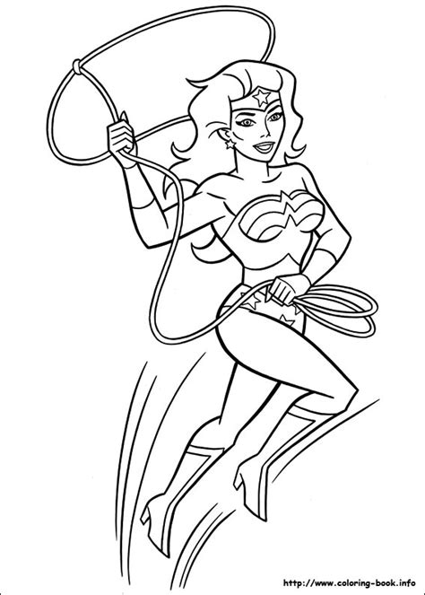 wonder girl coloring page free coloring pages of d supergirl