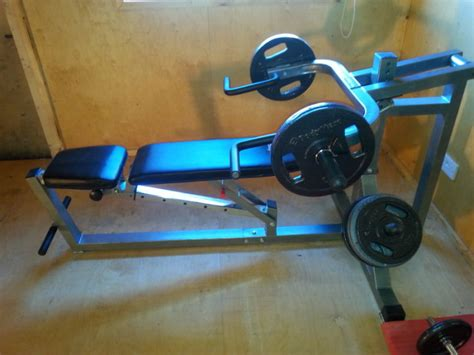 lever bench press machine bodymax cf666 plate loaded lever bench press for sale in