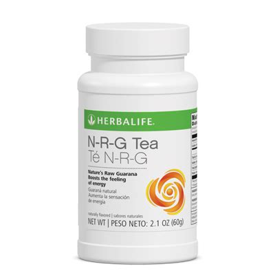 Pelangsing Nrg Tea Herbal Original Bpom n r g nature s guarana tea