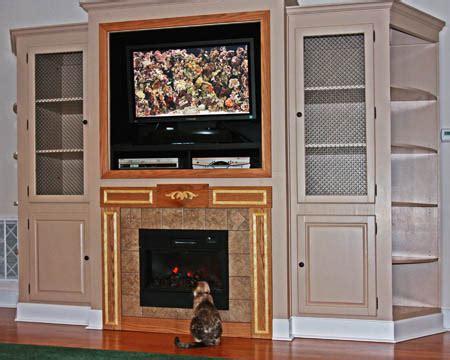 woodworking plans entertainment center    build
