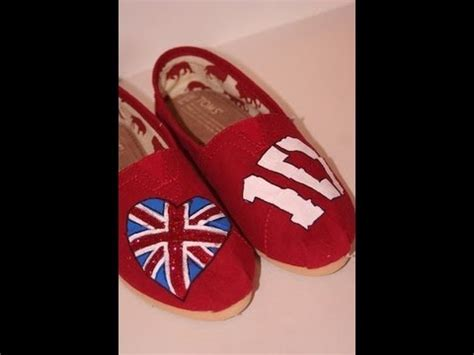 diy one direction shoes hqdefault jpg