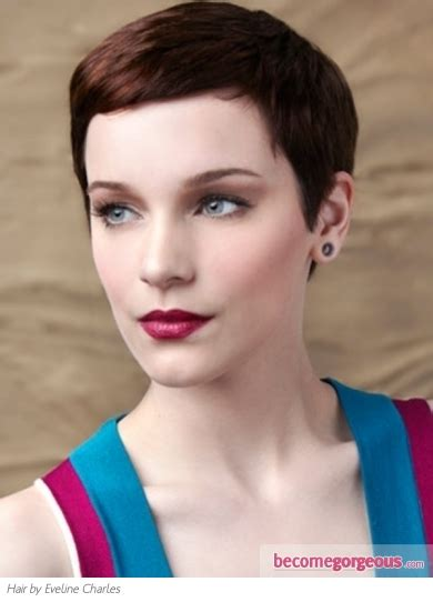 become gorgeous short hair gallery pictures pictures short hairstyles lovely super short hair style