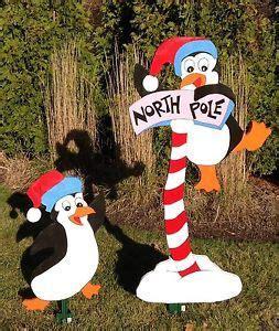 yard santa claus eraper around a tree on skis best 20 yard ideas on outdoor yard decorations