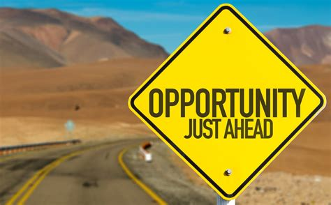 New Opportunities Knockingi Often Whethe by Oh Opportunity Where Thou Recruitmentxperts Limited
