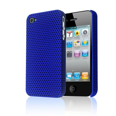 Hardcase Nilkin Iphone 4 4g 4s Back Cover Frosted Shield 1 mesh perforated back impact plastic cover for apple iphone 4 4s 4g ebay