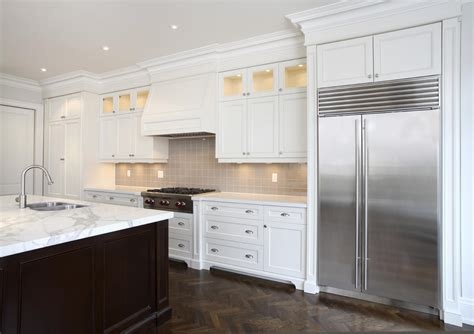 Backsplash Ideas For White Kitchen Cabinets by 60 Ultra Modern Custom Kitchen Designs Part 1