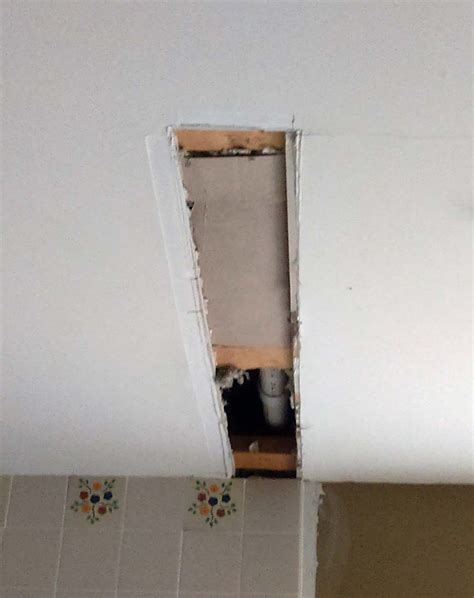 bathroom drywall repair bathroom ceiling drywall repair integralbook com