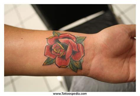 flower tattoo edmonton tony baxter