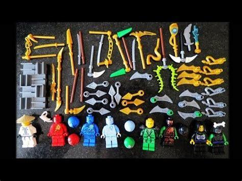 Lego Lele 79115abcd 1 4 Set Chima lego ninjago bole the battle bootleg minifigures