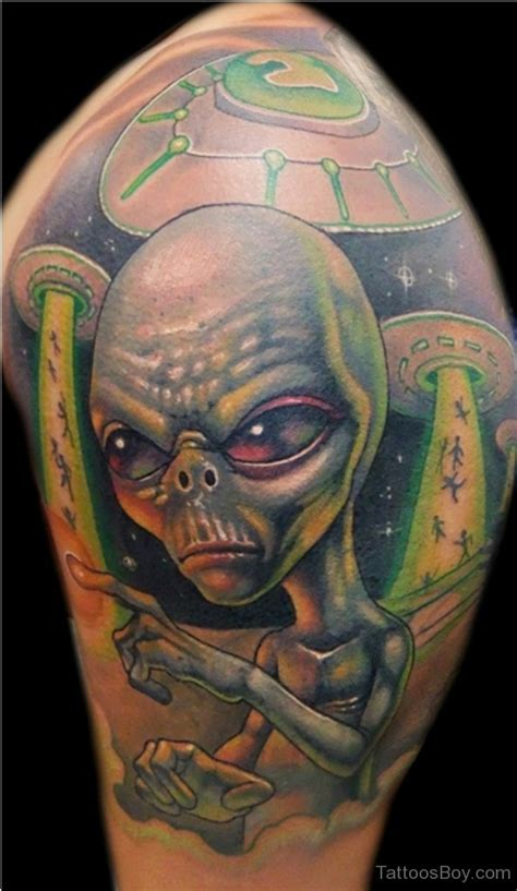 alien tattoos tattoo designs tattoo pictures page 3