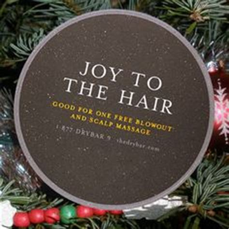 Dry Bar Gift Card - gift cards blow out and cards on pinterest