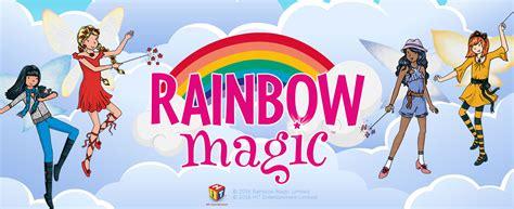 Gamis Rainbow rainbow magic