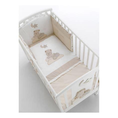 piumone lettino neonato piumone 3 pezzi sfilabile babi mibb sabbia lettino bambino