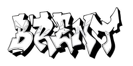 graffitie creator graffiti font