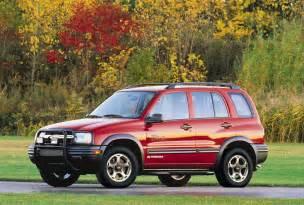 Chevrolet Tracker 2000 2000 Chevrolet Tracker Image