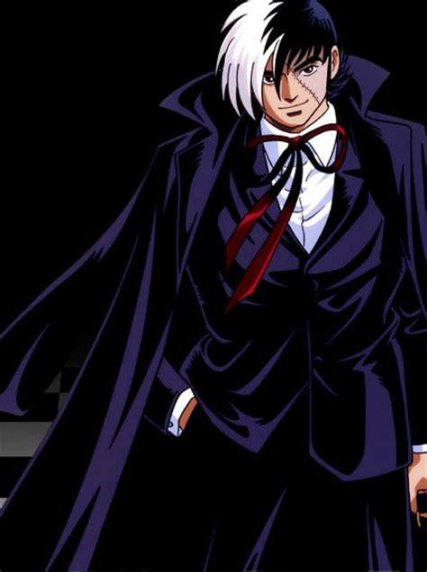black jack anime black jack black jack anime characters database