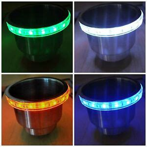 boat drink holders canada cup holder for rgb led light ring mastercraft moomba supra