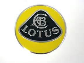Lotus Badge 1 Lotus Large Thin Aluminum Emblem Logo Badge New