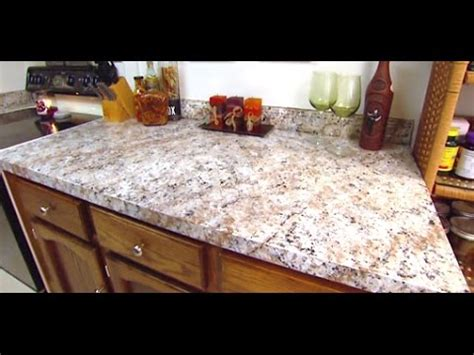 Painting Kitchen Countertops To Look Like Granite countertop resurfacing with metallic epoxy silver and doovi