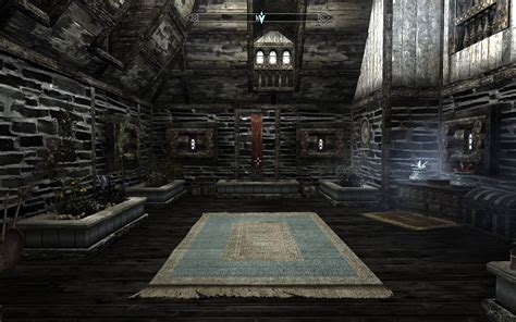 windhelm house house in windhelm 28 images windhelm hjerim armory and storage upgrade at skyrim nexus mods