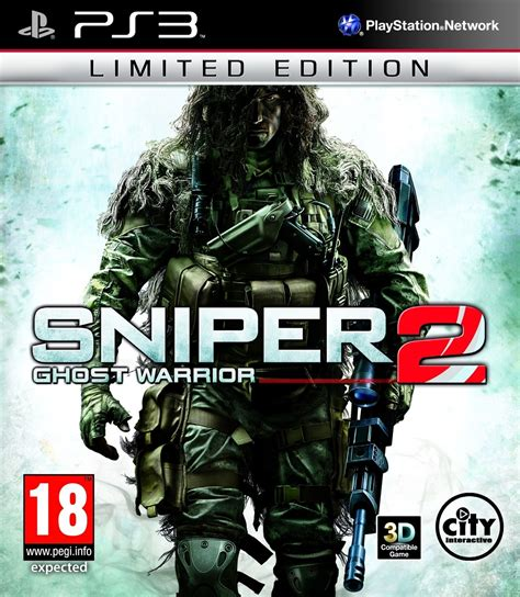 best sniper for ps3 acheter sniper ghost warrior 2 limited edition jeux