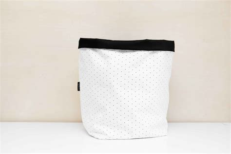 scandi home decor fabric baskets scandi home decor