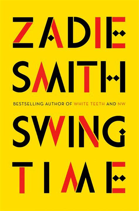 swing time by zadie smith chronic bibliophilia - Zadie Smith Swing Time