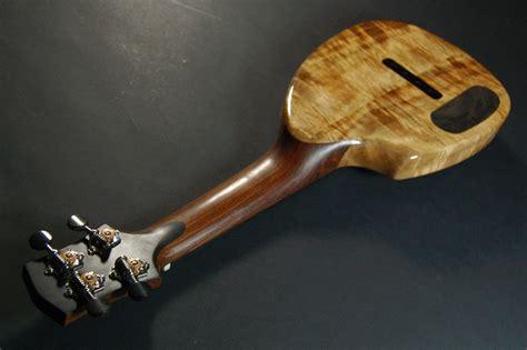 Handmade Ukulele - bryan hersey 2014 custom electric ukulele 136