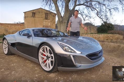 tesla supercar concept autoblog test drives 1 2m rimac concept one in the