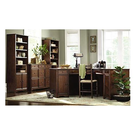 Home Decorating Collection by Home Decorators Collection Oxford Chestnut Open Bookcase 2877425970 The Home Depot
