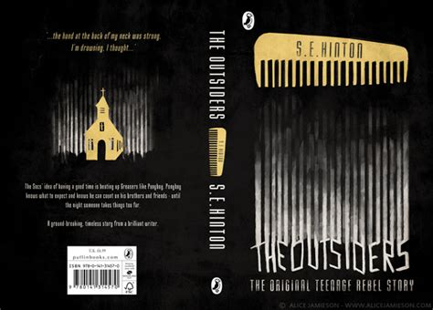 design brief book cover the outsiders book back cover www pixshark com images