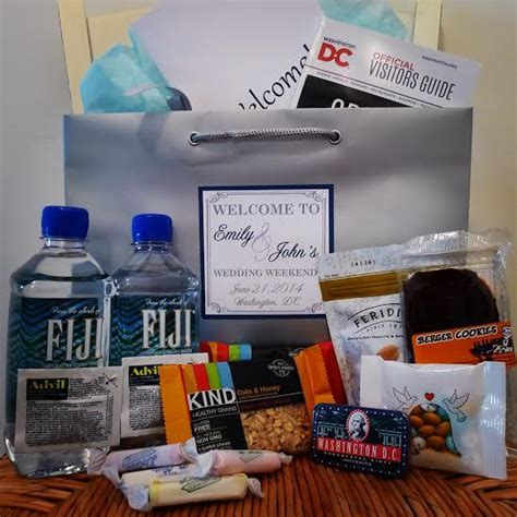 what do you put in a wedding bathroom basket best 25 hotel welcome bags ideas on pinterest