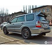 Subaru Forester STi  17 March 2014 Autogespot