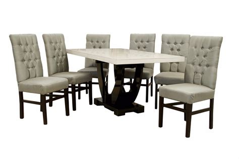 comedor ventura fabou muebles moderno  sillas