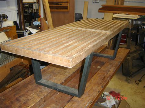 modern woodworking projects modern woodworking george nelson bench project an