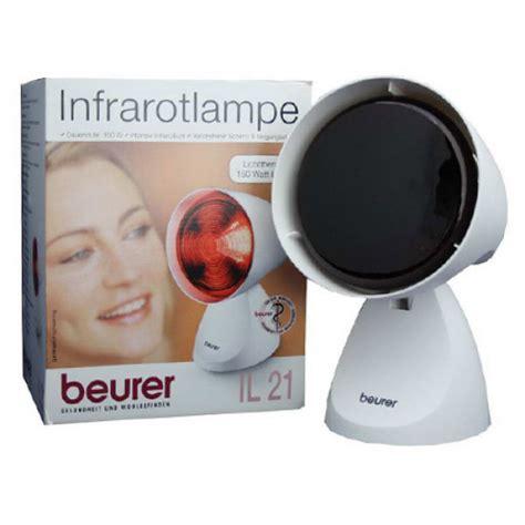 Infrared L Beurer Il 21 2 لامپ مادون قرمز بیورر il21 فروشگاه اینترنتی درمان کالا