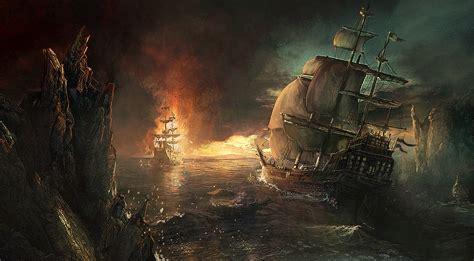 Pirate attack by pbario on DeviantArt