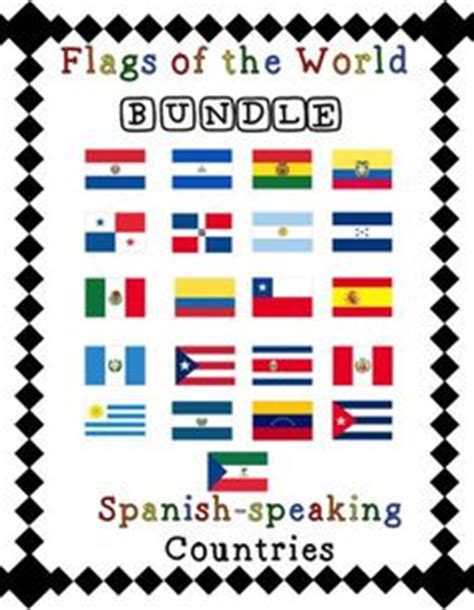 flags of the world learn 1000 images about spanish learning on pinterest ap