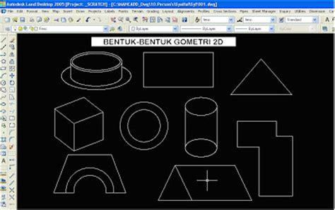 tutorial autocad untuk pertambangan belajar autocad mudah tutorial 8 melukis dengan arahan